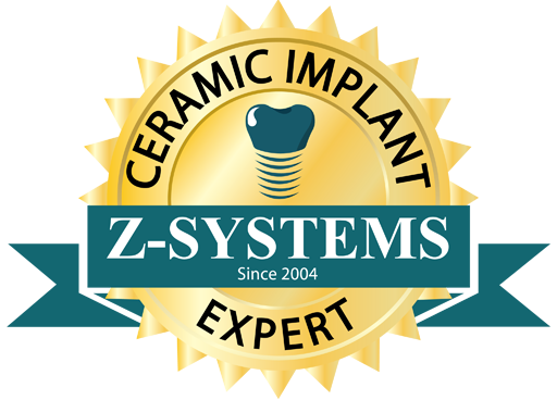 Z-SYSTEMS Ceramic Dental Implants Certified Provider